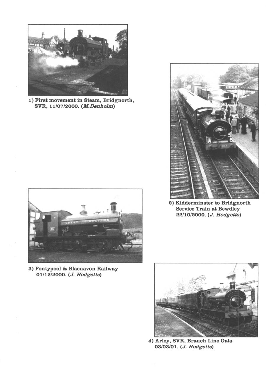 GWR 813 Fund Winter2003-2004 Newsletter